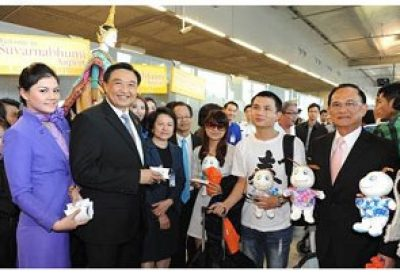 Thai And TAT Welcome Over 21 Million Passengers In Thailand