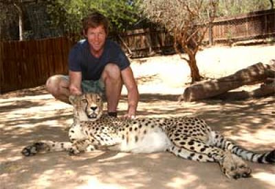 Former South African cricketer Jonty Rhodes will now woo Indian travelers