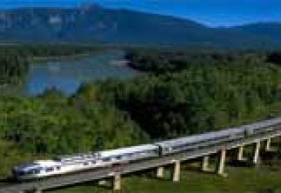 All aboard VIA Rail's Garden Route