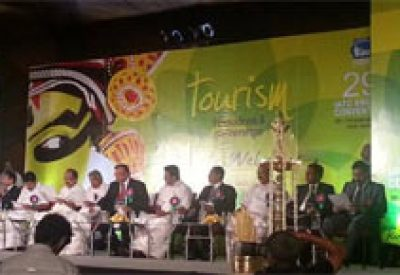 29th IATO Annual Convention Inaugurated with Pomp and Show