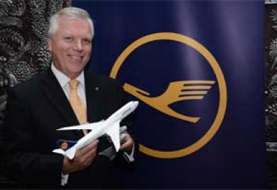 New Lufthansa Director for India