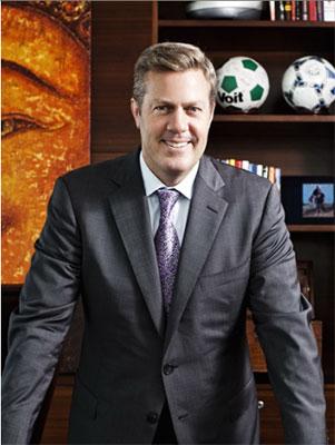 Craig S. Smith, President  & MD, Marriott International Asia Pacific