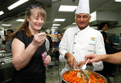 Israel turns its focus to Indian Cuisine to woo Indian Tourist