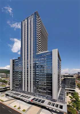 Marriott International Enters Taiwan with Opening Of Taipei Marriott Hotel