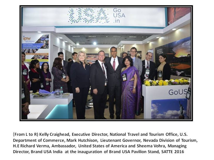 Brand USAto showcase the best of the United States of America at SATTE 2016