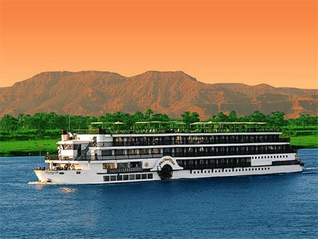 The Oberoi Group promises unparalleled luxury on the Nile onboard The Oberoi Philae