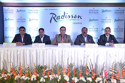 First Radisson Hotel  Opens in the Heart of Udaipur City