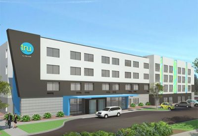 Tru by Hilton makes spirited debut with 102 hotels signed
