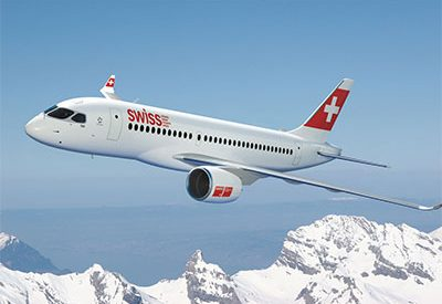 SWISS receives its first Boeing 777-300ER