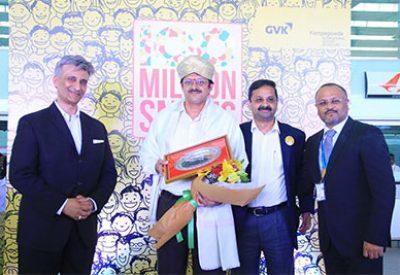 Kempegowda International Airport, Bengaluru reaches new landmark