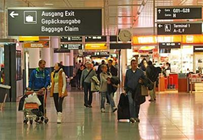 Passenger traffic at Munich Airport rises to 41 mil in 2015