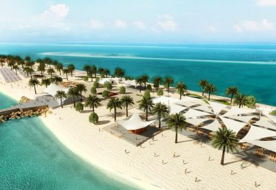 Sir Bani Yas Beach Island in Abu Dhabi to open in Dec this year