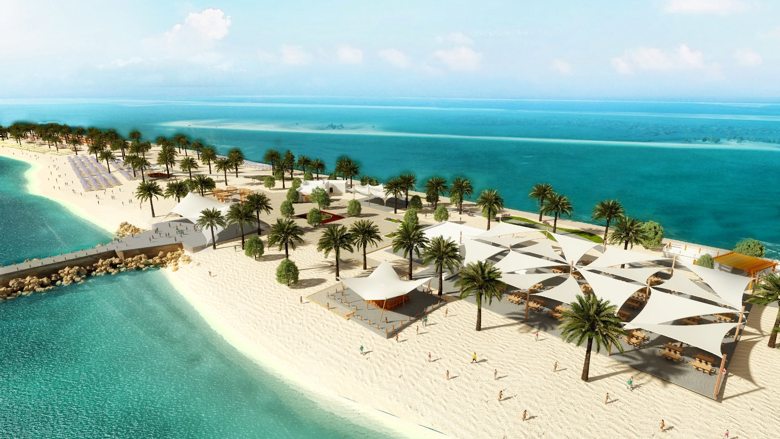 Sir Bani Yas Beach Island in Abu Dhabi to open in Dec this year