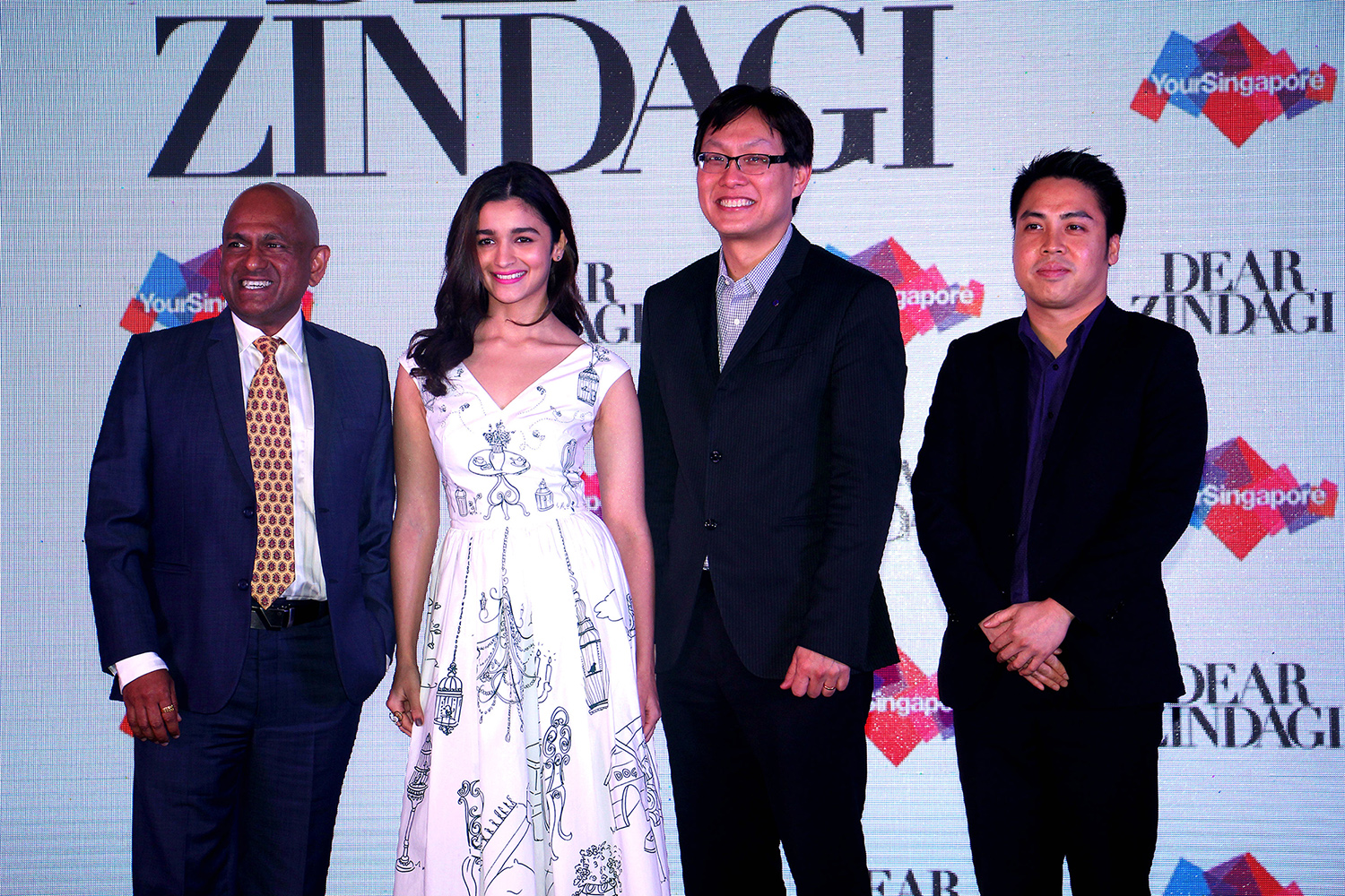 Singapore Tourism Board associates with the launch of the film 'Dear Zindagi'
