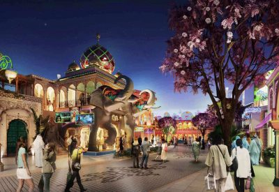 Motiongate Dubai, Hollywood-inspired theme park now open