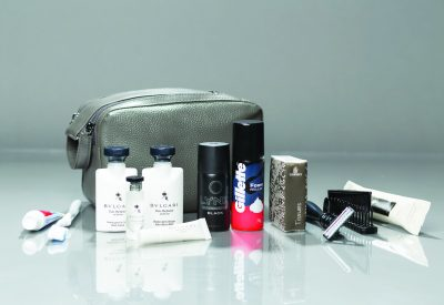 New Amenity Kit for Qatar Airways' Economy Class Passengers focuses on Simplicity and Functionality