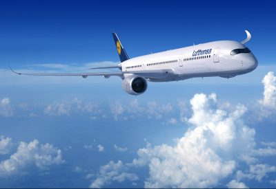 Lufthansa A350-900: Take off on a new digital travel experience