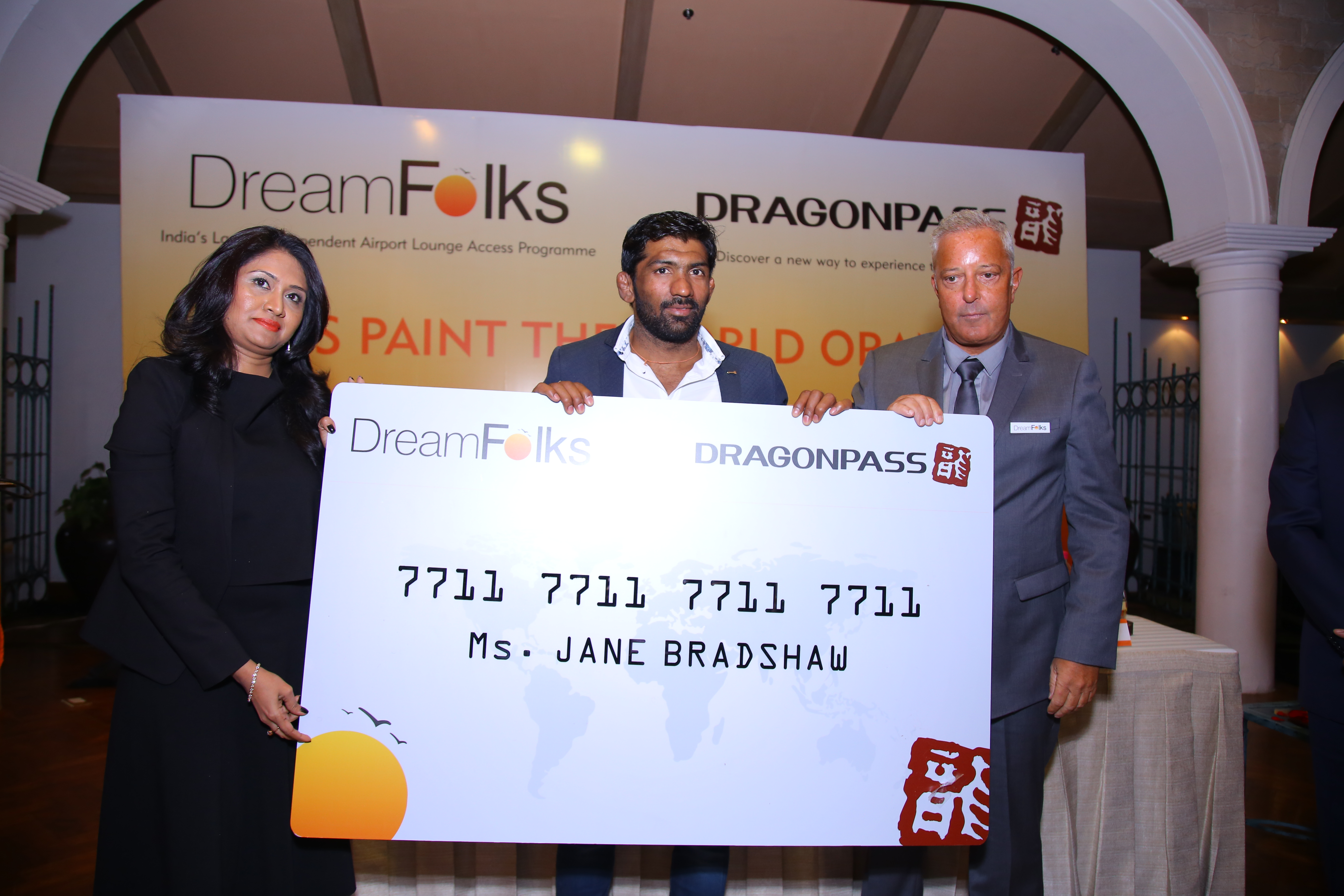 DreamFolks DragonPass alliance to make travel experience global