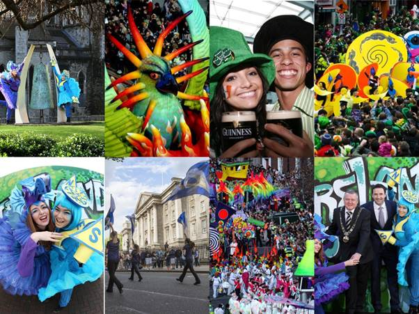 St. Patrick's Festival launches Biggest Ever Festival Programme for 2017