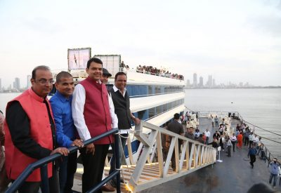 Mumbai gets its first 'Iconic Floating Hotel'