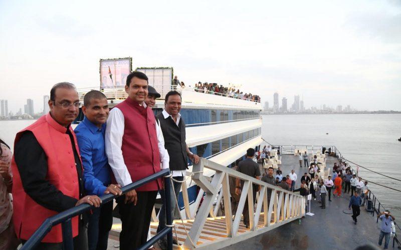 Mumbai gets its first 'Iconic Floating Hotel'