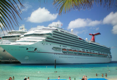 Carnival: Most American Homeports