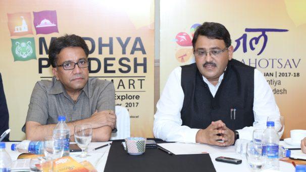 Seek, Discover and Explore at Madhya Pradesh Travel Mart this year