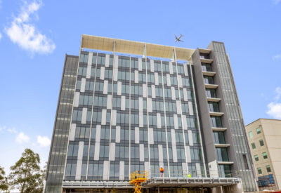 Mantra Hotel at Sydney airport has landed