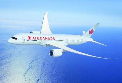 Air-Canada inaugurates Toronto-Mumbai non-stop flight