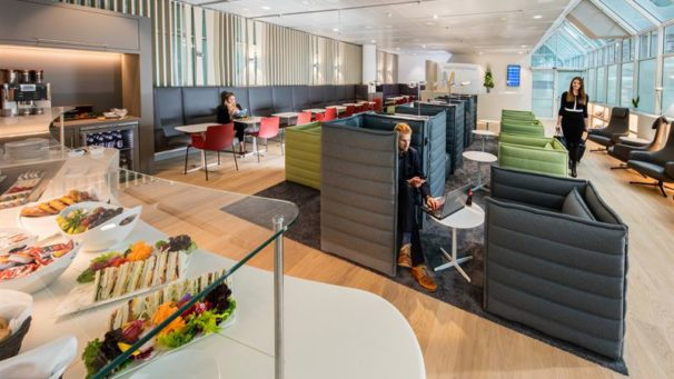 Airport Lounge Europe reopens at Munich Airport