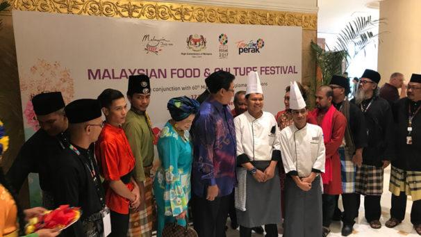 Taste of Malaysia at Tamra
