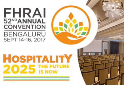 FHRAI's 52nd convention to be held in Bengaluru