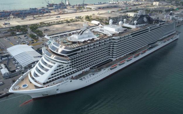 MSC Bellissima and MSC Grandiosa - Travel Reviews ...
